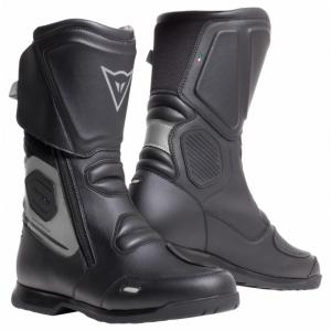 X-TOURER D-WP BOOTS 604 BLACK/ANTHR