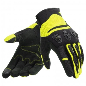*BORA GLOVES 620 BLACK/FLUO-