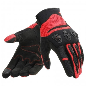 *BORA GLOVES 628 BLACK/FLUO-