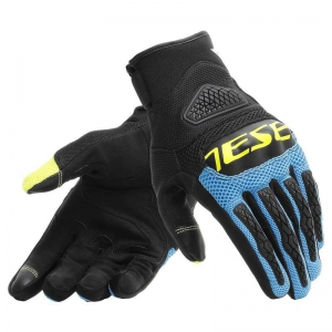 *BORA GLOVES 07A BLACK/FIRE-