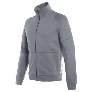 *DAINESE FULL-ZIP SWEATSHIRT 46B IRON GATE