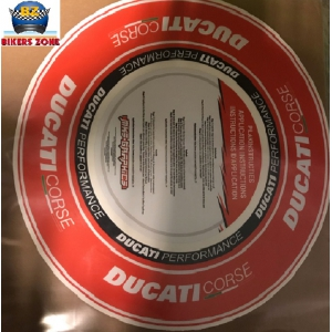 DUCATI RIM ONE ARM logo