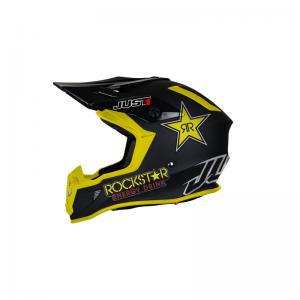 JUST1 Helmet J38 Rockstar 54-X logo