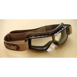 GOGGLE 4182 T2 OLD BROWN logo