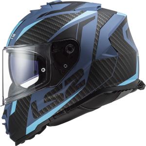 LS2 LS2 FF800 STORM  RACER logo