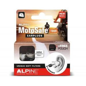 ALPINE TOUR earplugs logo