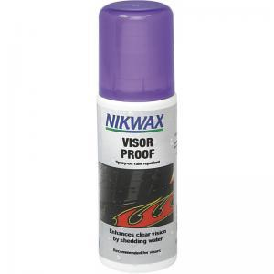 NikWax Visor Proof logo