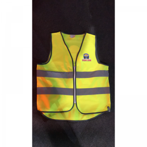 BZ safety jacket wowow logo