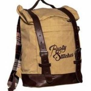 Bag Archer Beige-Brown logo