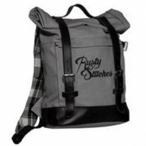 Bag Archer Grey-Black logo