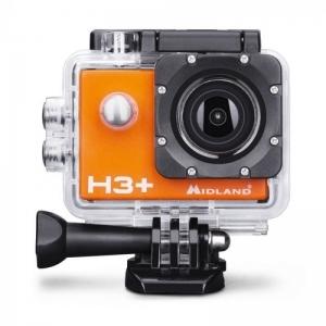 H3+ Action Camera 4K logo