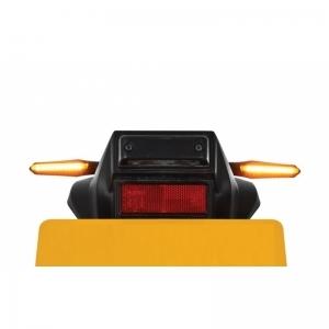 Knipperlichten LED logo